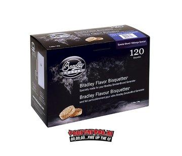Bradley Smoker Bradley Smokers Special Blend Bisquetten 120 st.