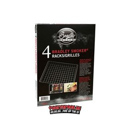 Bradley Smoker Bradley Smokers Smoker Racks 4 pcs.