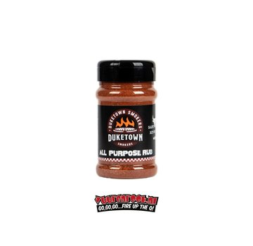 Duketown Duketown Smokers All Purpose Rub 230 gram