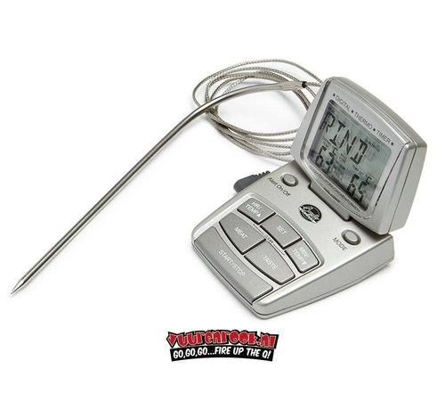 Bradley Smoker Bradley Smokers Digital Thermometer