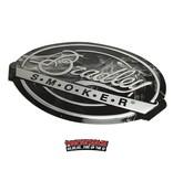 Bradley Smoker Bradley Smoker Logo Wallsign