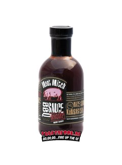 Meat Mitch Meat Mitch WHOMP! Competition BBQ Sauce