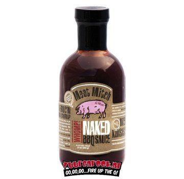 Meat Mitch Meat Mitch WHOMP! Naked BBQ Sauce