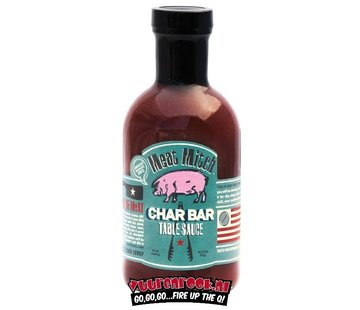 Meat Mitch Meat Mitch Char Bar Table Sauce 19oz