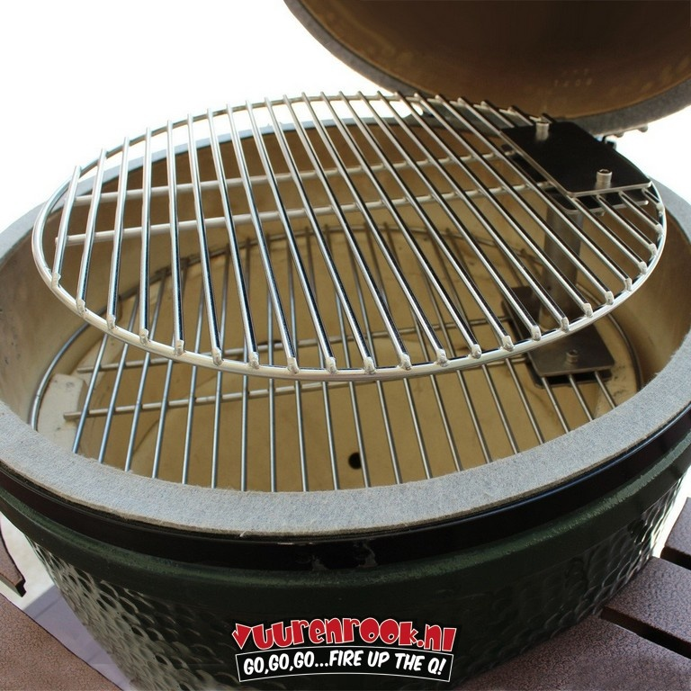 Smokeware Smokeware Edelstahl Grate Stacker
