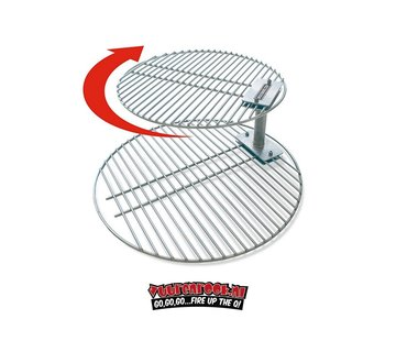 Smokeware Smokeware Grate Stacker & Grill Grate Deal