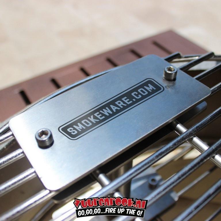 Smokeware Smokeware Grate Stacker & Grill Grate Deal