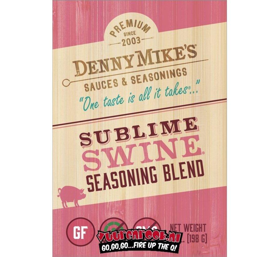 Denny Mike's Sublime Swine BBQ Rub