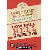 Denny Mike's Denny Mike's Cow Bell Hell BBQ Rub