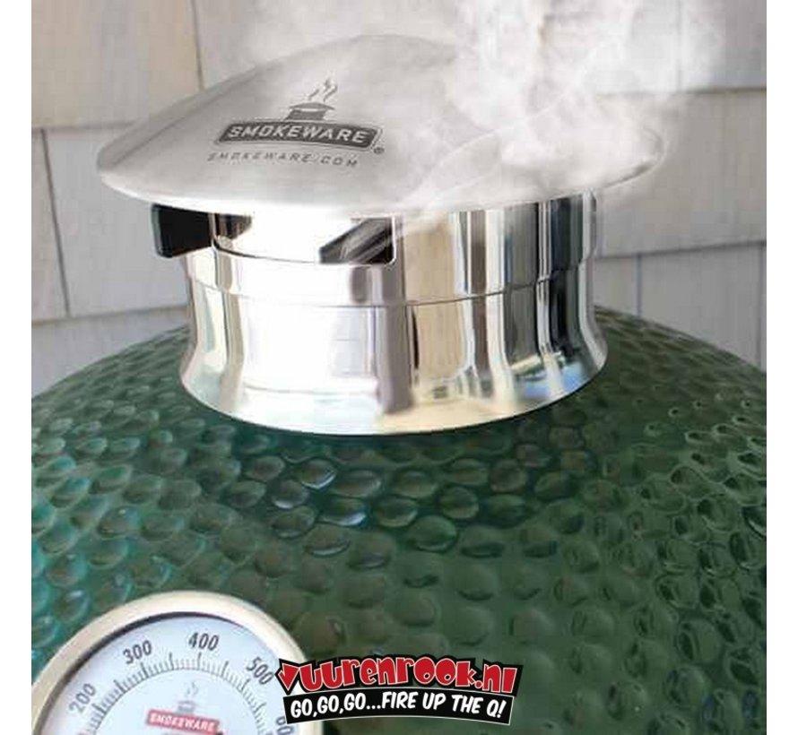 Smokeware Chimney Cap & Adapter Deal