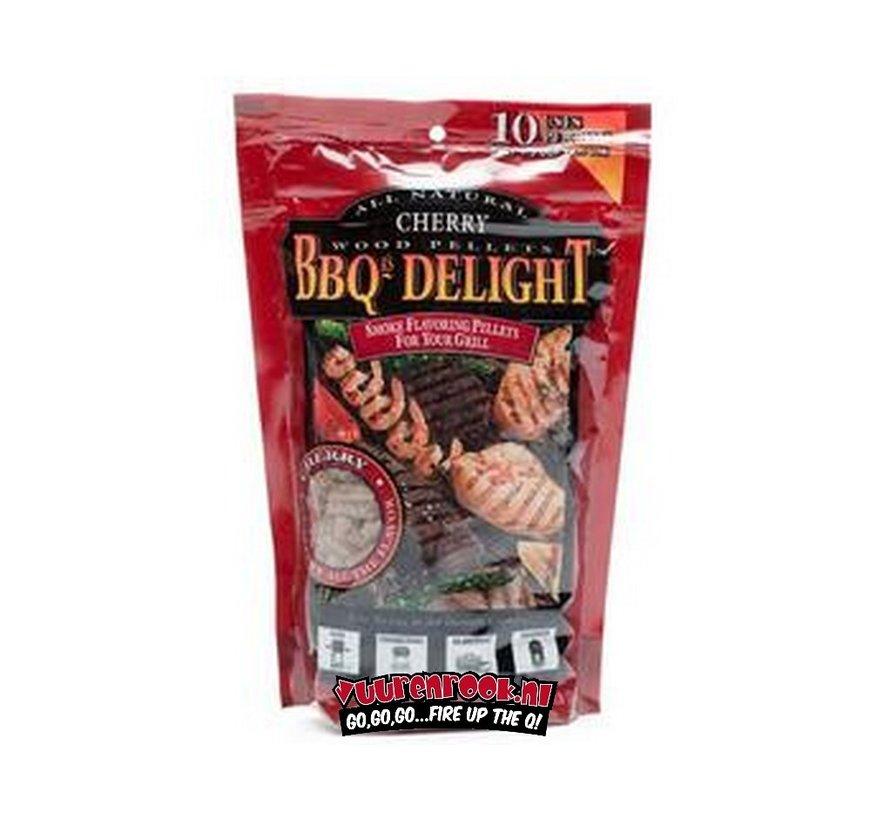 BBQ Delight Kersen BBQ Pellets 450 gram