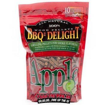 BBQ Delight BBQ Delight Apple BBQ Pellets 450 Gramm