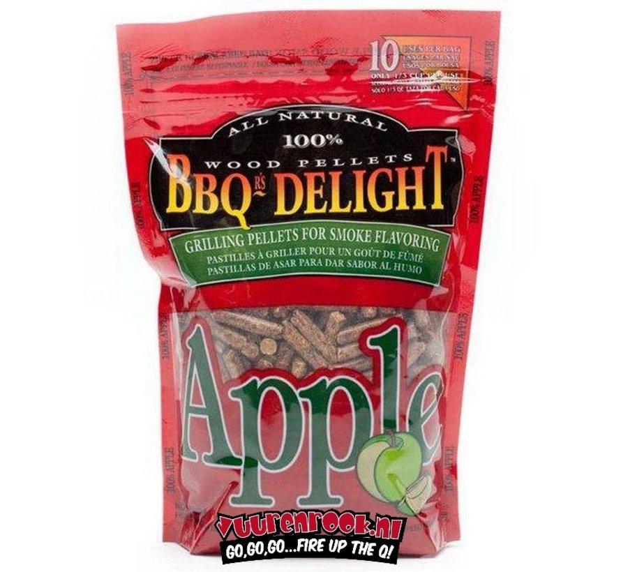 BBQ Delight Appel BBQ Pellets 450 gram
