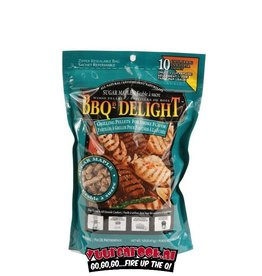 BBQ Delight BBQ Delight Maple BBQ Pellets 450 gram