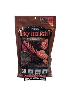 BBQ Delight BBQ Delight Pecan BBQ Pellets 450 Gramm