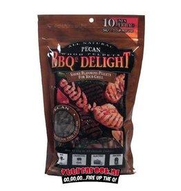 BBQ Delight BBQ Delight Pecan BBQ Pellets 450 grams
