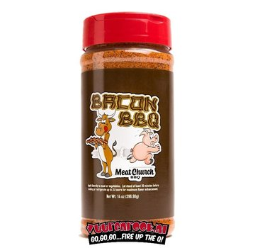 Meat Church Meat Church Bacon BBQ Rub 12oz