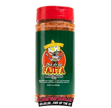 Meat Church Meat Church Dia De La Fajita BBQ Seasoning 12oz