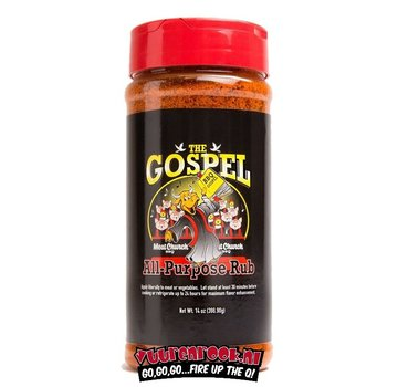 Meat Church Meat Church The Gospel All Purpose Rub 14oz