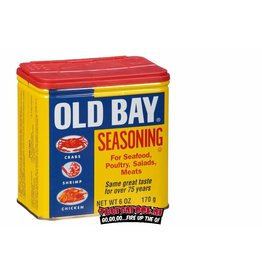 Old Bay Old Bay All Purpose Rub 170 gram