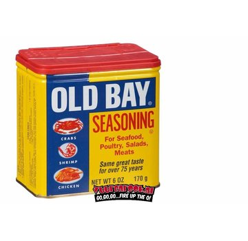 Old Bay Old Bay All Purpose Rub 6oz