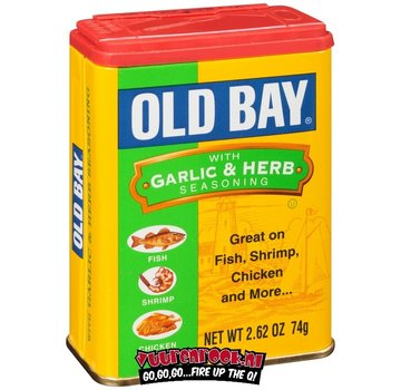 Old Bay Old Bay Garlic & Herb Rub 2.62oz