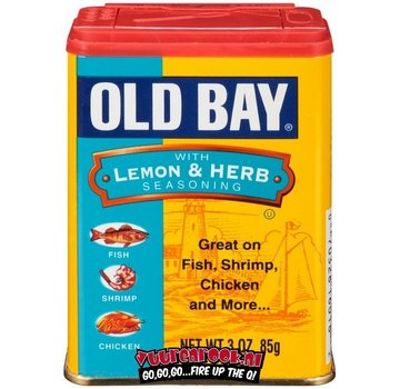 Old Bay Old Bay Lemon & Herb Rub 3oz
