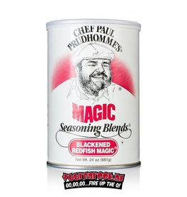 Paul Prudhomme Paul Prudhomme Blackened Fish Magic