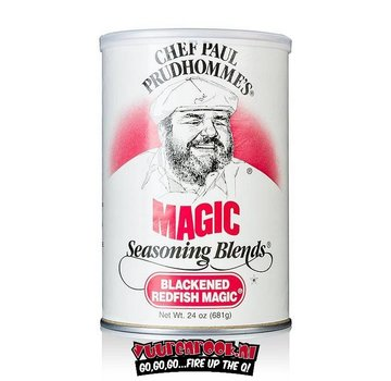 Paul Prudhomme Paul Prudhomme Blackened Fish Magic 23oz