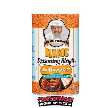 Paul Prudhomme Paul Prudhomme Fajita Magic 23oz