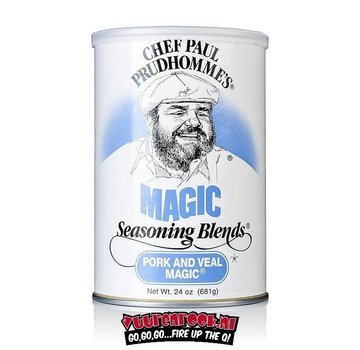 Paul Prudhomme Paul Prudhomme Pork & Vael Magic