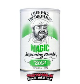 Paul Prudhomme Paul Prudhomme Poultry Magic