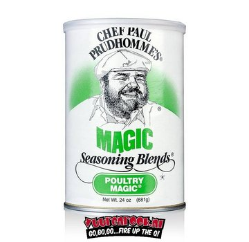 Paul Prudhomme Paul Prudhomme Poultry Magic 23oz