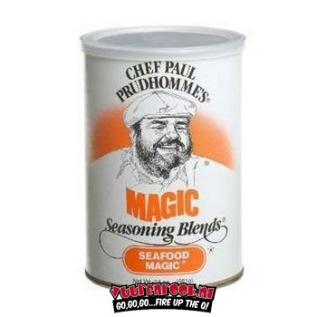 Paul Prudhomme Paul Prudhomme Seafood Magic