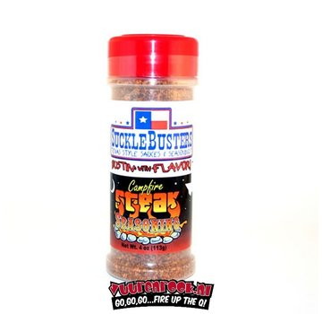 SuckleBusters SuckleBusters Campfire Steak Seasoning 4oz