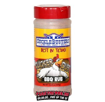 SuckleBusters SuckleBusters Clucker Dust BBQ Rub 14.25oz