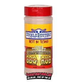 SuckleBusters SuckleBusters Competition BBQ Rub 13oz