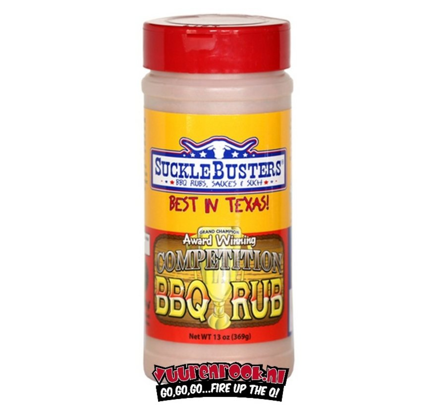 SuckleBusters Competition BBQ Rub 13oz