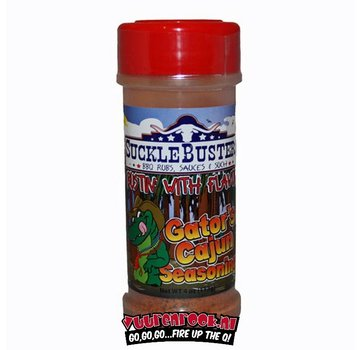 SuckleBusters SuckleBusters Gators Cajun Seasoning 4oz