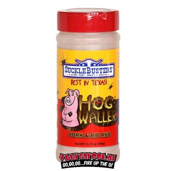 SuckleBusters SuckleBusters Hog Waller BBQ Rub 13,75oz