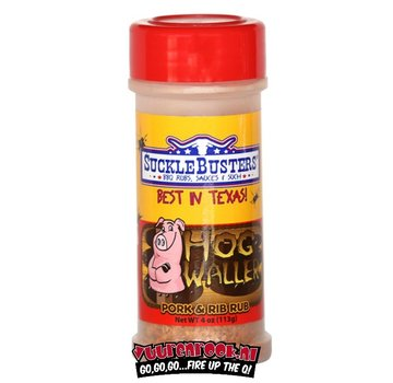 SuckleBusters SuckleBusters Hog Waller BBQ Rub 4oz