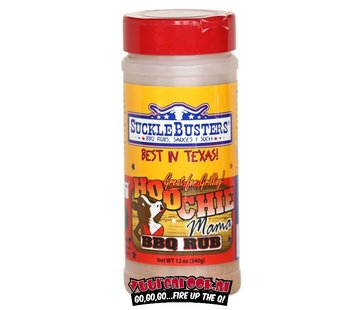 SuckleBusters SuckleBusters Hoochie Mama BBQ Rubs 12oz