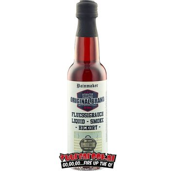 Painmaker Painmaker Liquid Smoke Hickory 100 ml