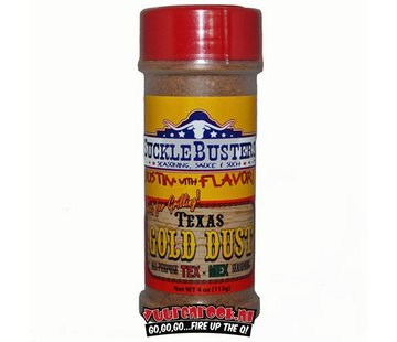 SuckleBusters SuckleBusters Texas Gold Dust All Purpose Rub 4oz