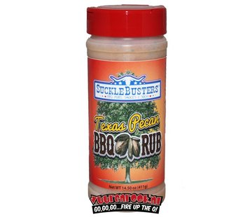 SuckleBusters Sucklebusters Texas Sweet Pecan BBQ Rub 14,50oz