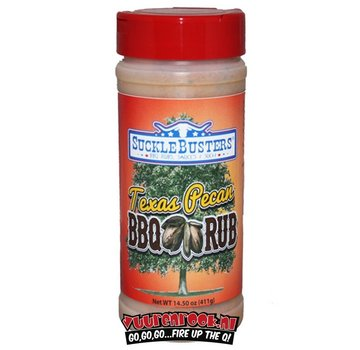 SuckleBusters Sucklebusters Texas Sweet Pecan BBQ Rub 14,50 oz