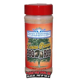 SuckleBusters SuckleBusters Texas Sweet Pecan BBQ Rub 4oz