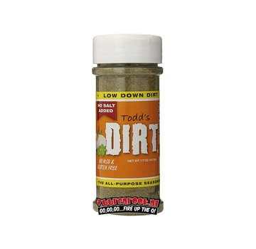 Todd's Todd's Low Down Dirt 5.7oz