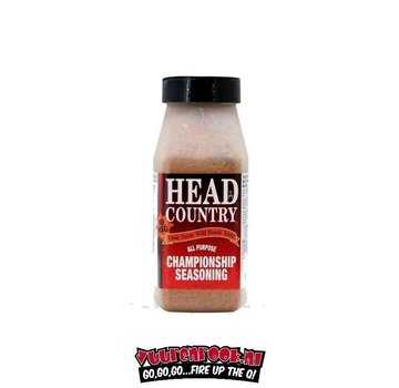 Head Country Sorry We Lost The Date...Head Country Championship Seasoning