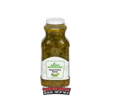 Smoky Mountains Smoky Mountains Sweet Pickle Relish